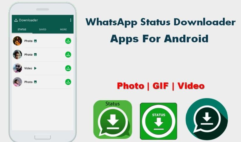 Top 10 Whatsapp Status Download Apps For Android