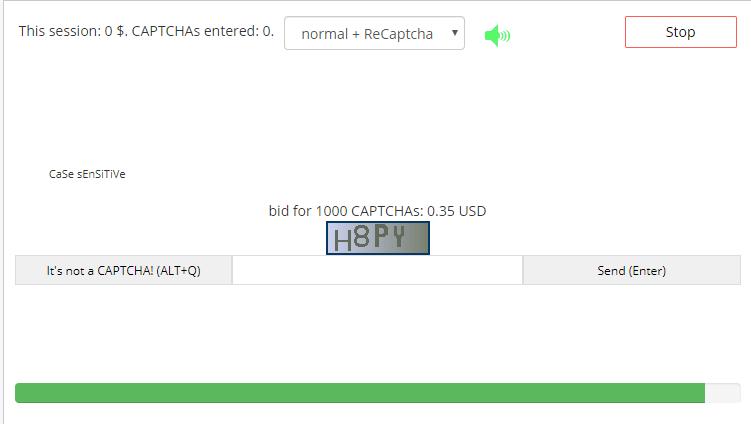 2captcha website se paise kaise kamaye
